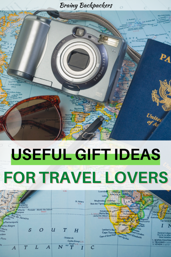 Looking for the perfect Gifts for travel lovers? Here's the perfect roundup of useful and unique travel gifts for the travel lover in your life. #travellovergifts