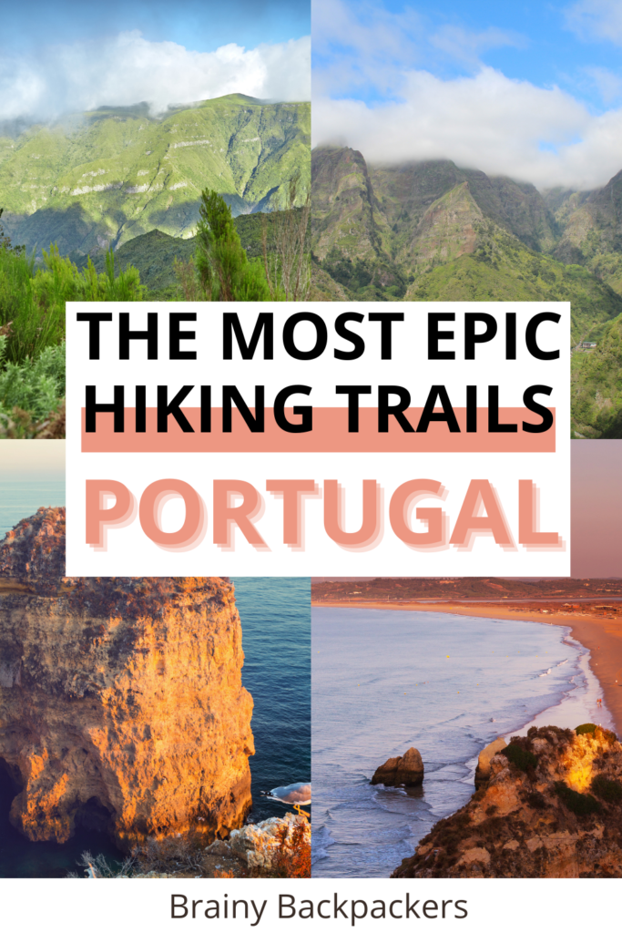 Are you considering to hike in Portugal on your next adventure but not sure where to start? Here is everything you need to know about the best hikes in Portugal to get the best of your Portugal travel.