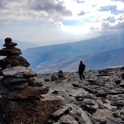 Mulhacen is one of the best hikes in Spain