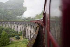 How to travel locally by train