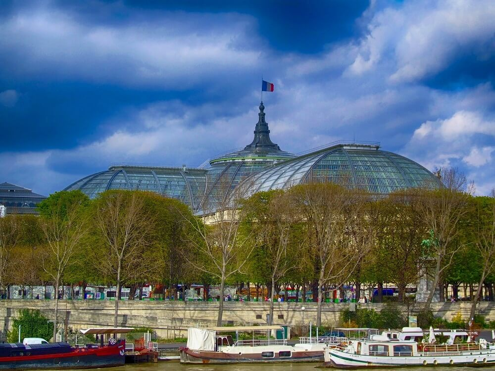 Make space for visiting Grand Palais on a 4 day trip to Paris