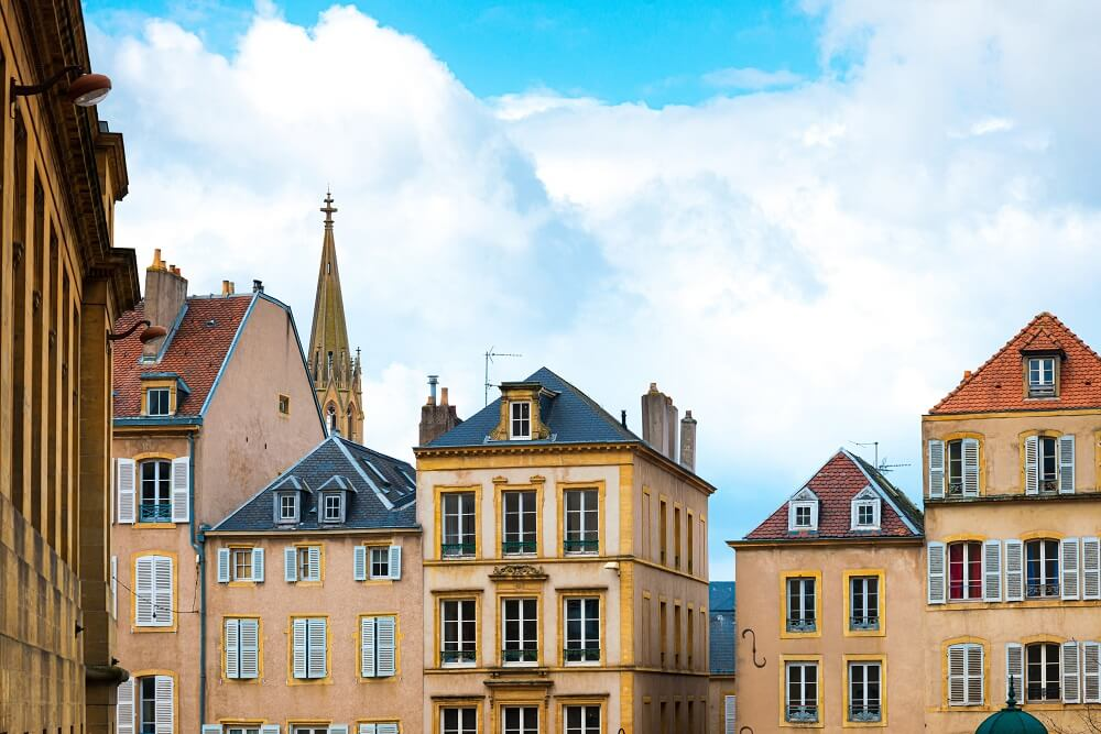 What to do in Metz France - stroll around the historic center