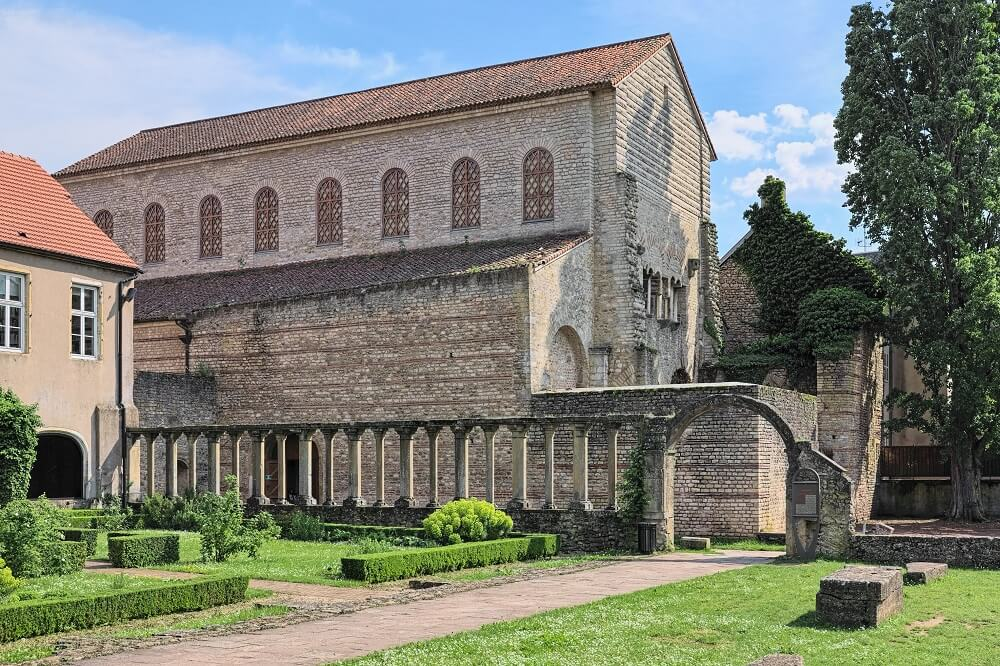Visit Basilica Saint-Pierre-aux-Nonnains is one of the top things to do in Metz France