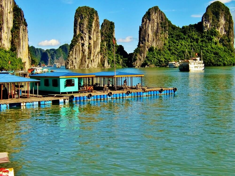 Halong Bay Vietnam for your Asia bucket list