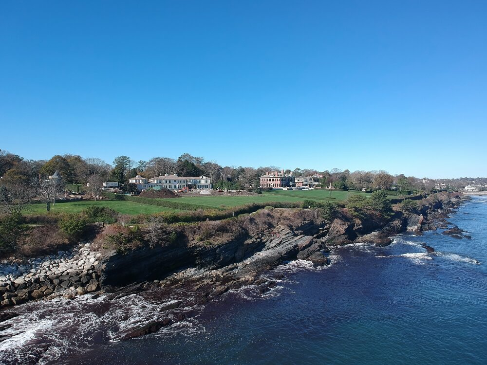 Places to visit in New England - Newport