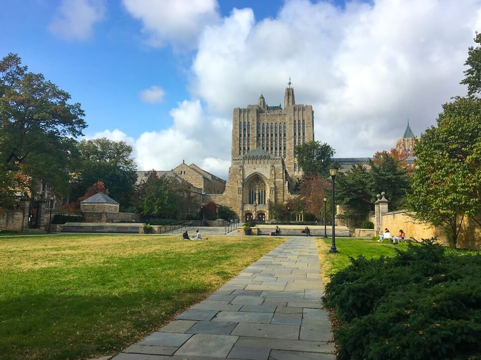 Best places to go in New England - New Haven
