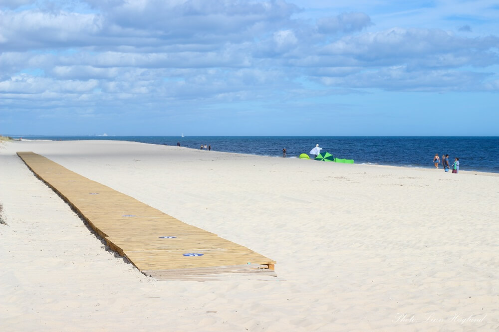 Barril beach is one of the best beaches on the Algarve