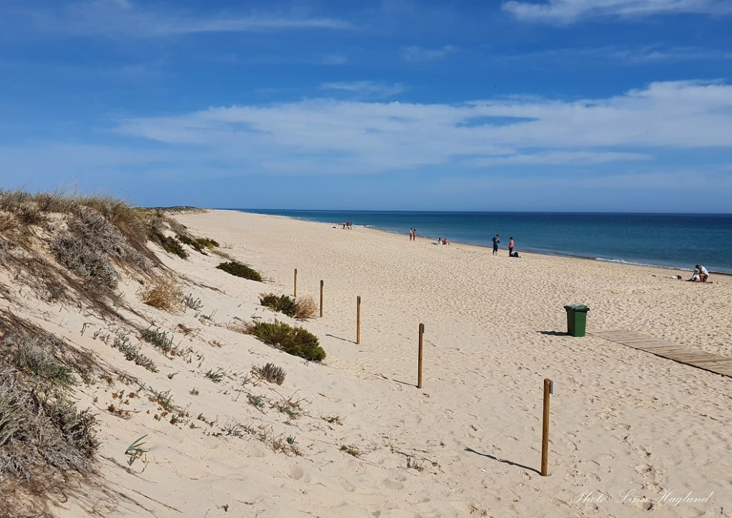 Culatra beach is among the most beautiful beaches in Algarve