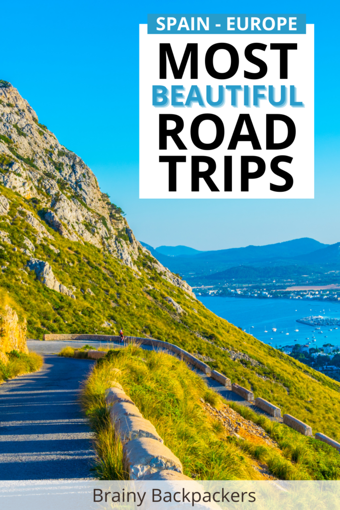 Are you planning a trip to Spain and want to go on a road trip? Find the most scenic road trips in Spain for your Spain itinerary recommended by travelers. Epic road trips in Spain you will want to take at least once in your life!