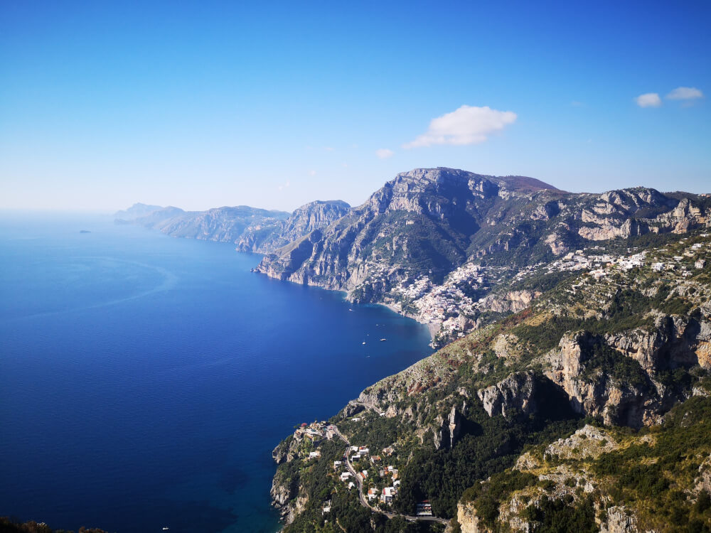 Path of the Gods View - what to see in Amalfi Coast