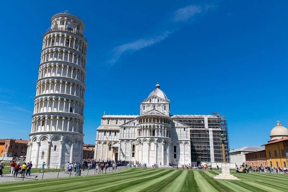 Pisa is one of the best places to visit in Tuscany by car