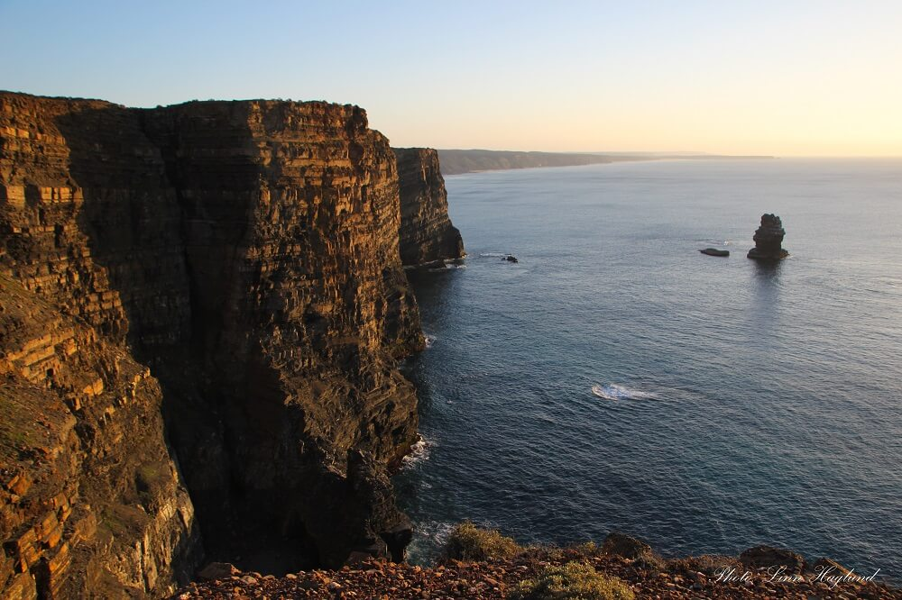 Walk in Sudoeste Alentejano e Costa Vicentina Natural Park at sunset is among the top things to do in Algarve