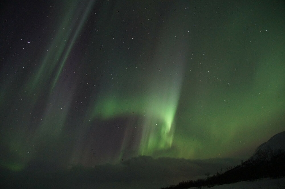 Kiruna is one of the must see places in Sweden
