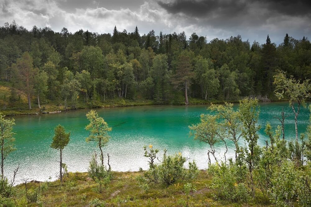 Valadalen is one of the best places to go in Sweden