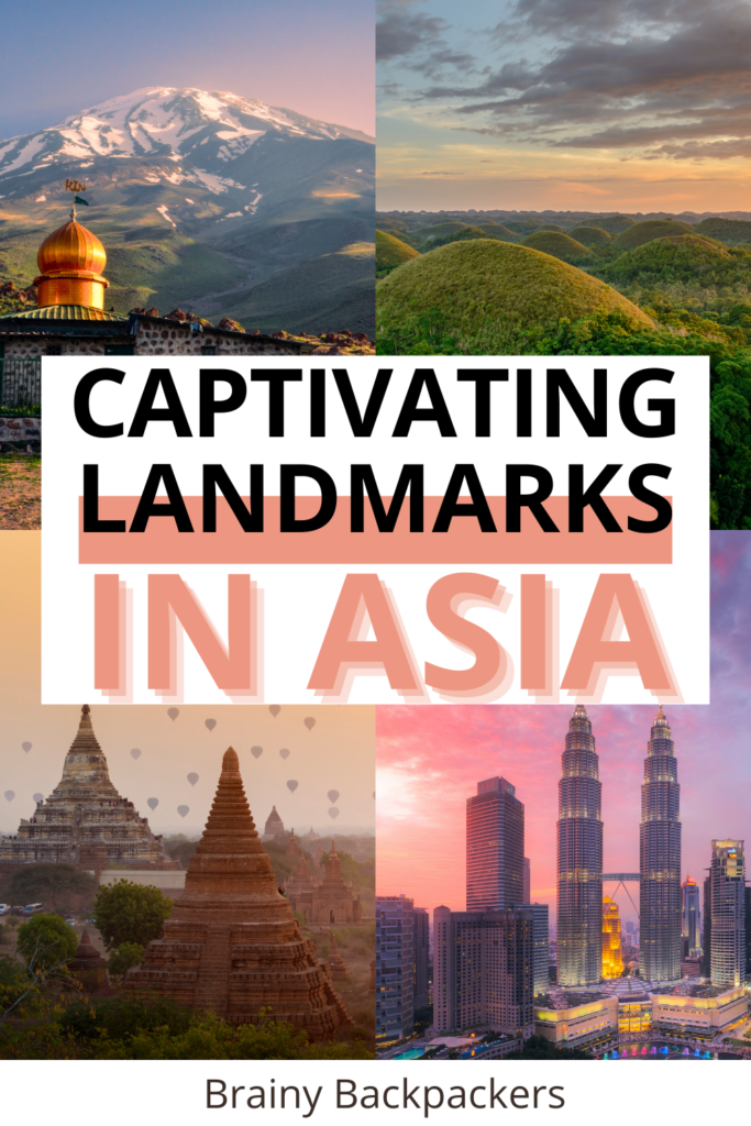 Looking for inspiration for your next trip to Asia? Here are some of the most captivating and beautiful landmarks in Asia for your Asia bucket list.