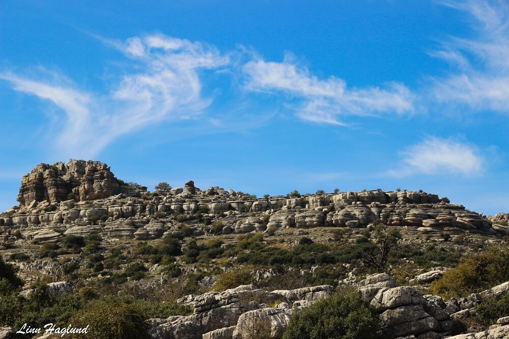 El Torcal de Antequera is a must stop on a south of Spain road trip