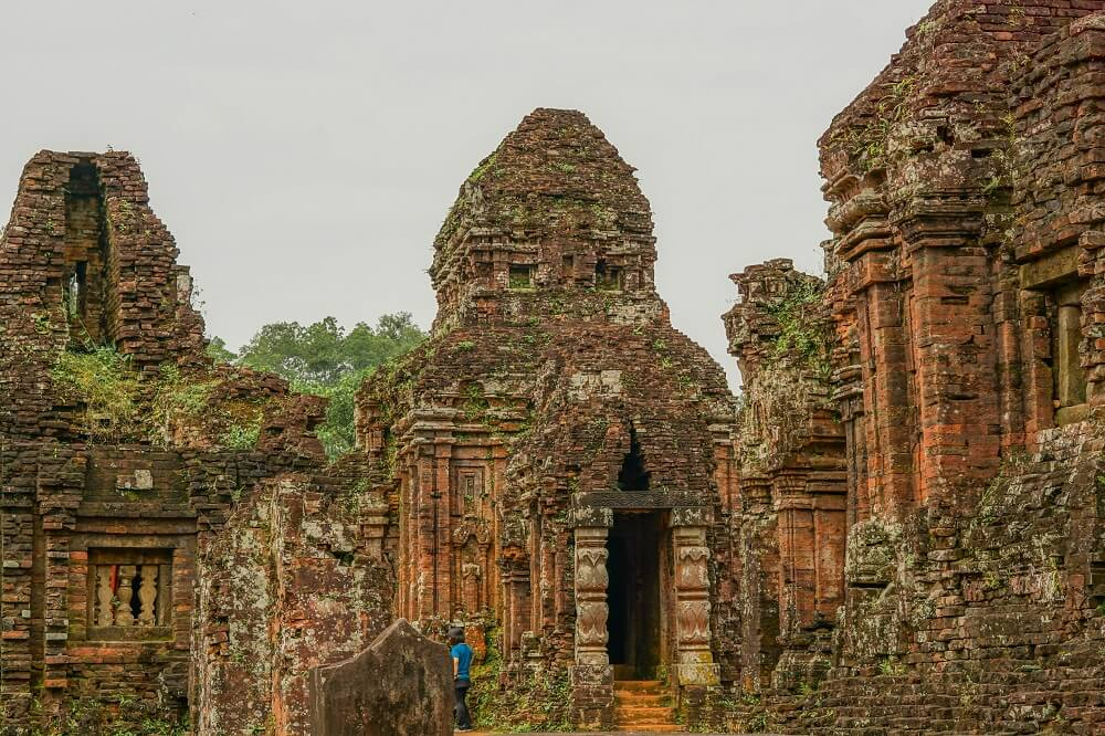 Monuments of Asia - My Son Sanctuary
