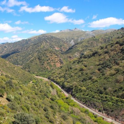 Southern Spain road trip itinerary