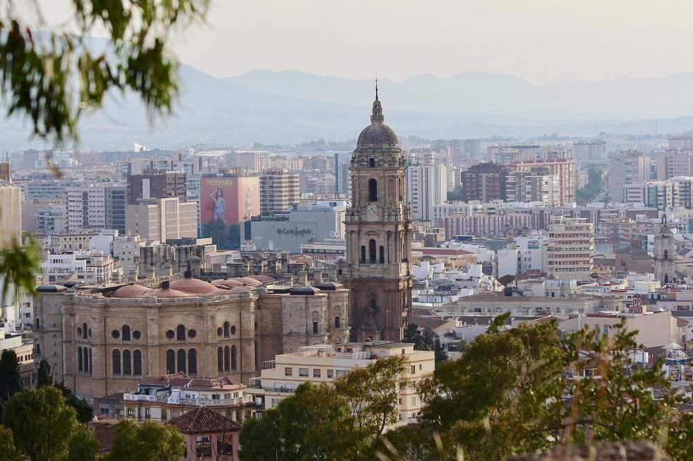 Start your Andalucia road trip in Malaga