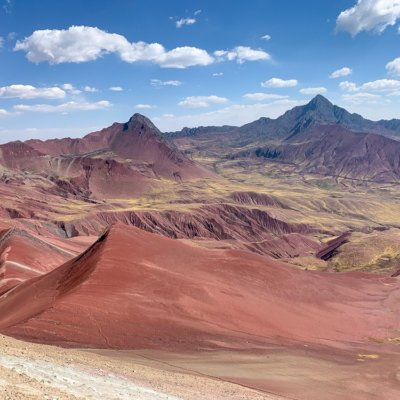 Ausangate Red Valley - one of the best treks Peru has to offer